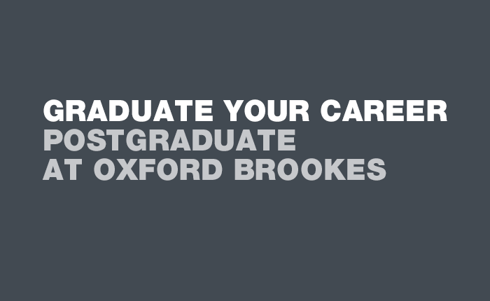 Graduate your career: Come to a postgraduate open evening