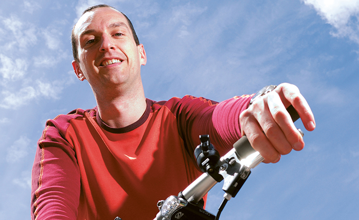 Study to support cycling in older age