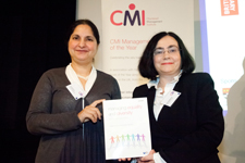 Managing Equality and Diversity wins top CMI award