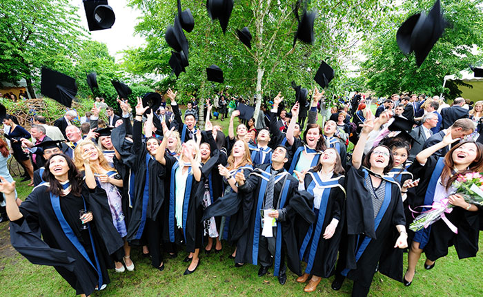 Leading figures in rowing and health care recognised as Honorary Graduates