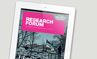 Research forum - June 2014