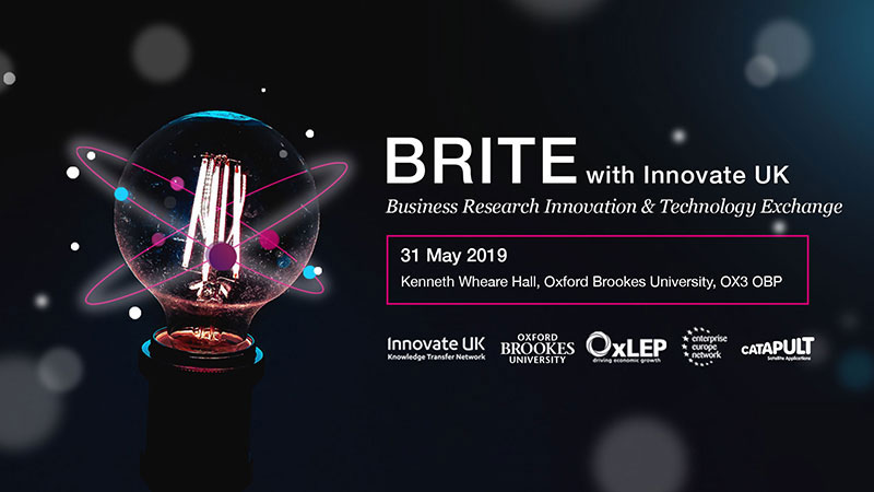 BRITE with Innovate UK