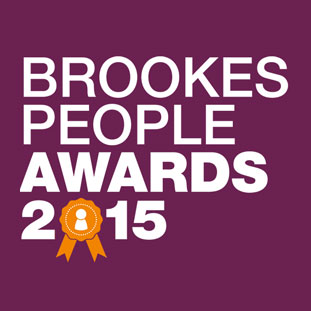 Brookes People Awards 2015