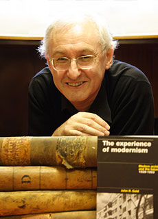 John Gold, Professor of Urban Historical Geography at Oxford Brookes