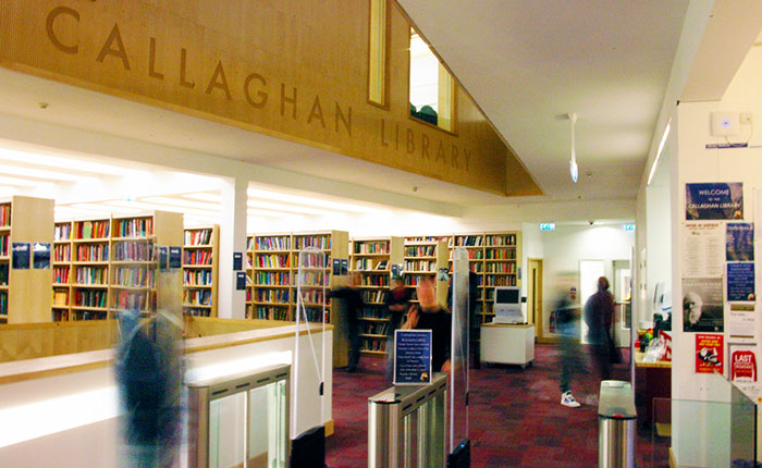Ruskin College library