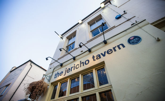 Oxford - Jericho tavern