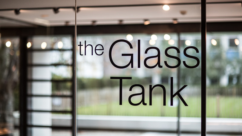 Learning through doing 8 - Glass Tank gallery