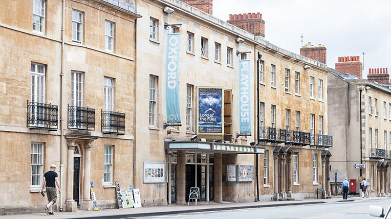 Oxford: Oxford Playhouse theatre