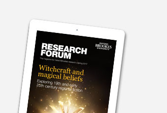 research forum ipad screenshot spring 2017