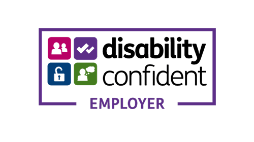 Disabled Confident Employer
