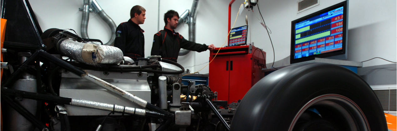 Motorsport Technology Bsc Top Up Oxford Brookes University