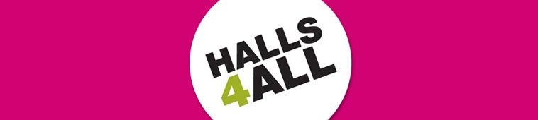 Halls-accommodation