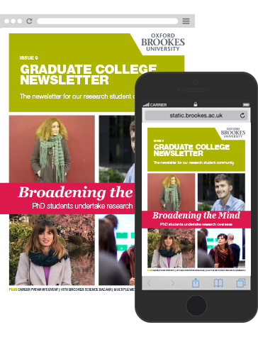 newsletter oxford brookes university