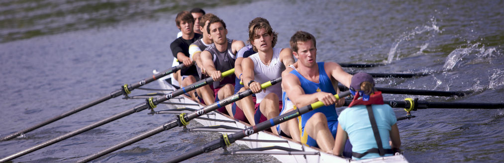 Rowing - banner