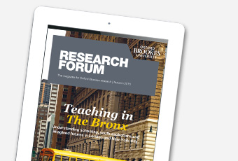 Research forum - Autumn 2015