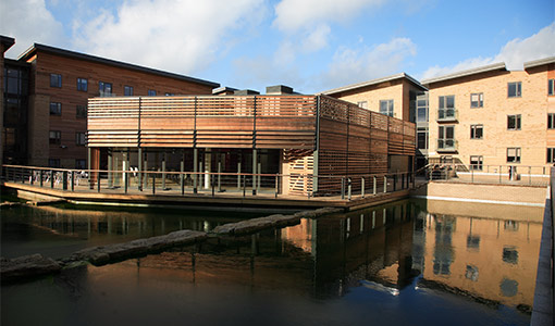Oxford Brookes University Conference Services Accommodation