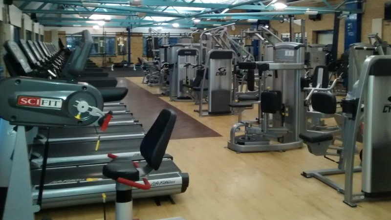 Brookes Sport Headington gym