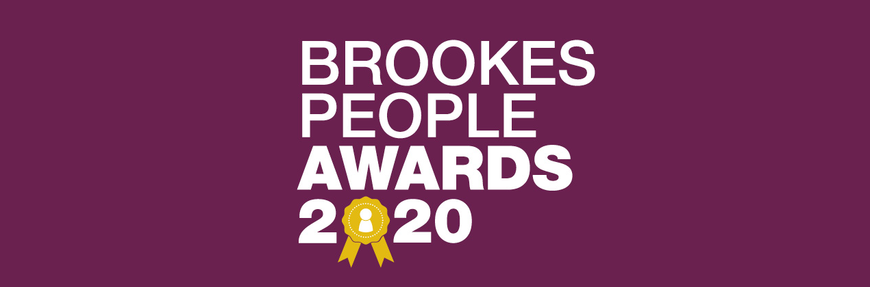 Brookes People Awards