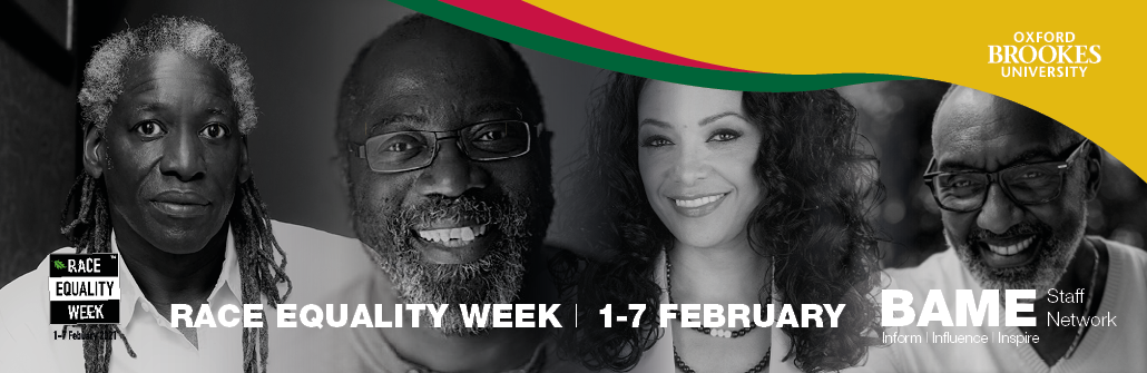 Race Equality Week banner
