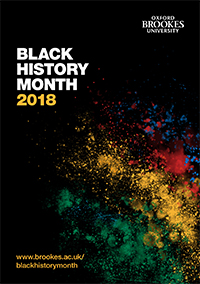 Black History Month 2018 cover image