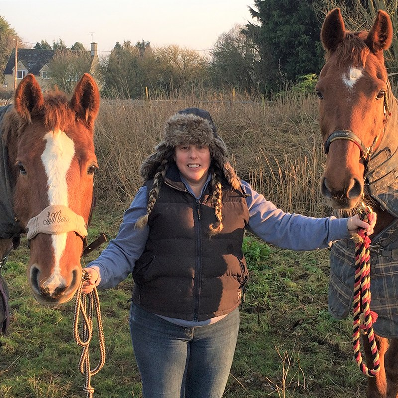 Rose Scofield, Course Leader for BSc Equine Science/Equine Science and Thoroughbred Management, UK Associated Colleges & Apprenticeships