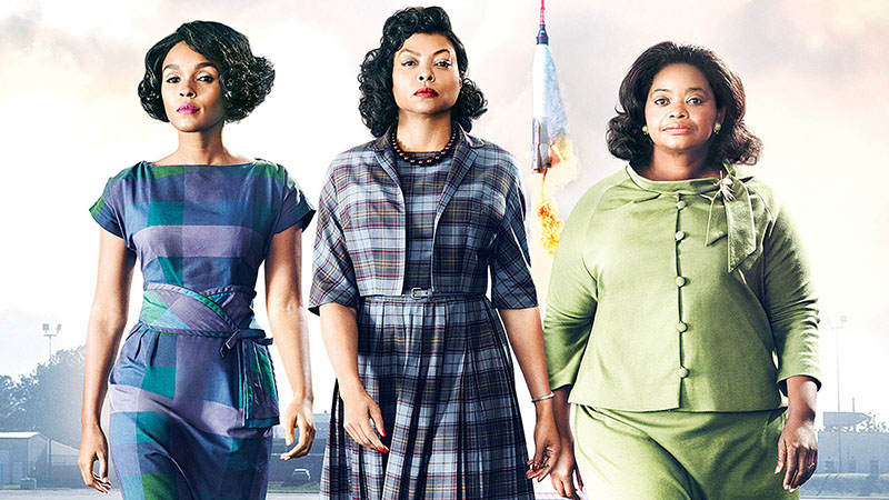 Hidden Figures screening by Brookes Union and the Feminist Society