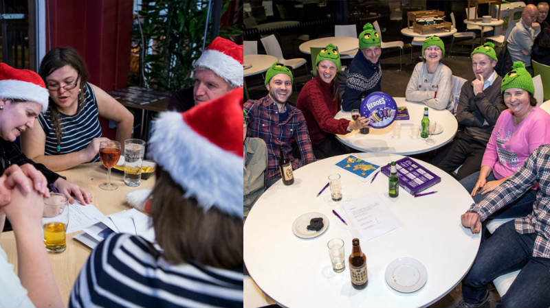 Staff Christmas Quiz