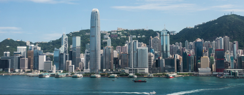 Hong Kong skyline 700 x 430