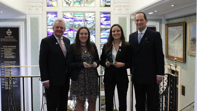 Oxford Brookes Hospitality students succeed in the CHME 2019 Young Guns Competition