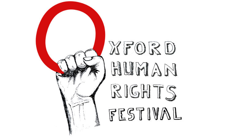 Brookes in the community - Oxford Human Rights Festival