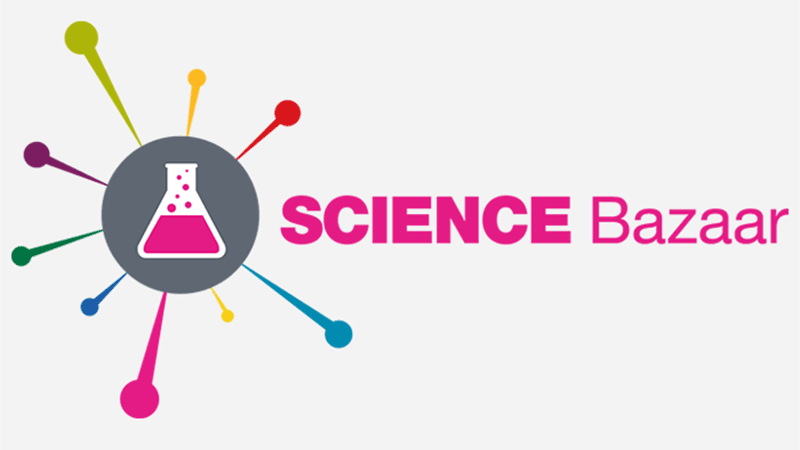 Science Bazaar logo