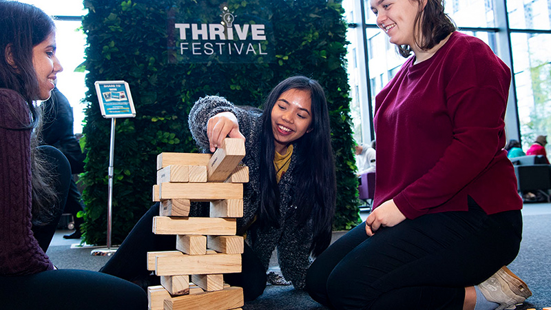 THRIVE launch photo
