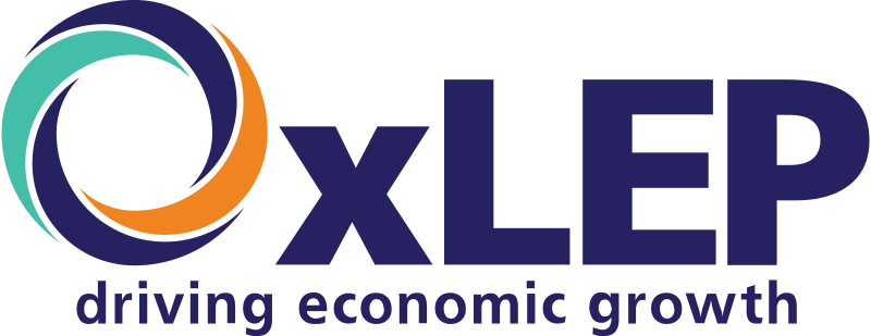 Oxfordshire Local Enterprise Partnership (OxLEP) logo