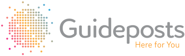 Case studies - Guideposts logo