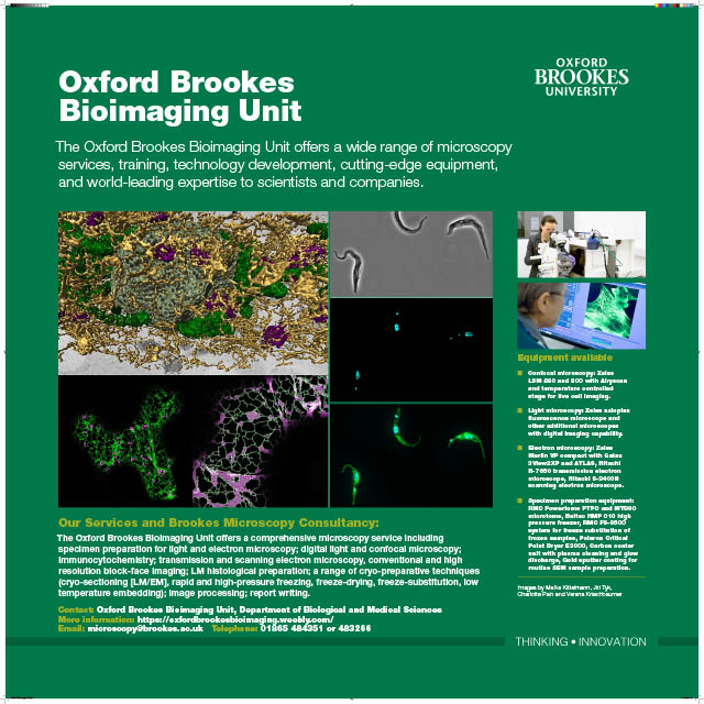 Bioimaging Unit PDF