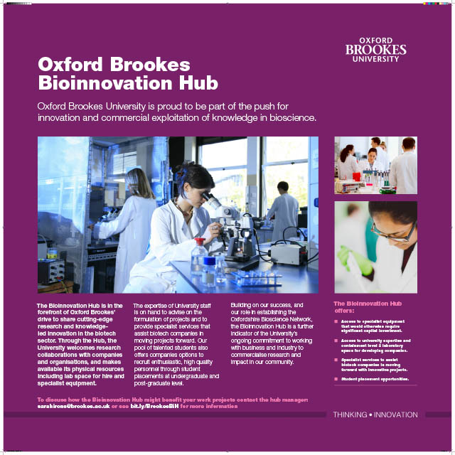 Bioinnovation Hub PDF