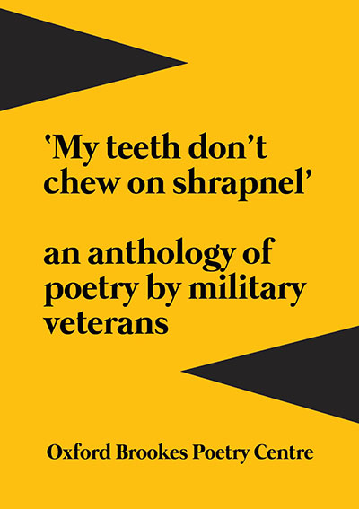 The anthology: 'My teeth don't chew on shrapnel'