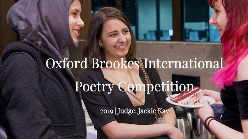 International Poetry Competition 2019
