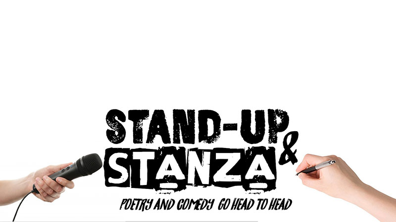 Stanza and Stand Up: the Comedy vs. Poetry Slam