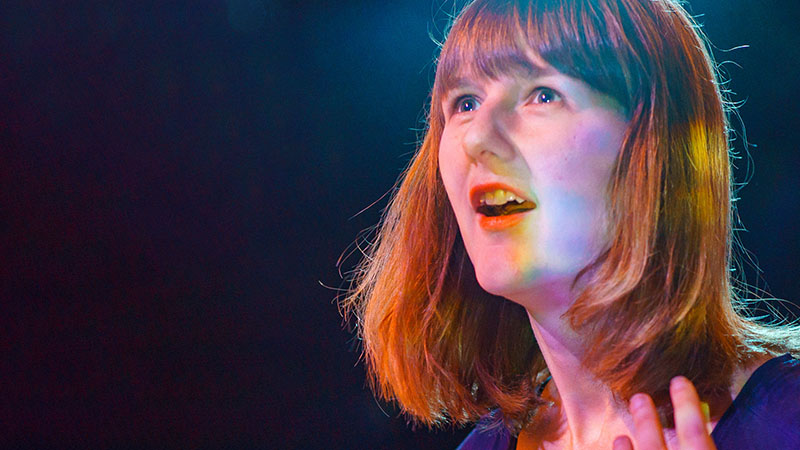 Oxford Brookes Poetry Centre presents Clare Pollard