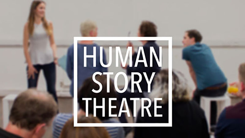 Human Story Theatre Scenes From...