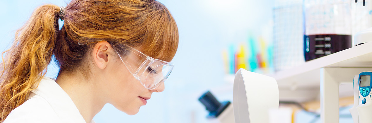 main image girl with microscope banner 1270 x 420