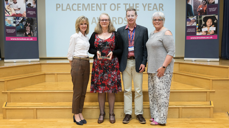 Placement of the year awards 2019