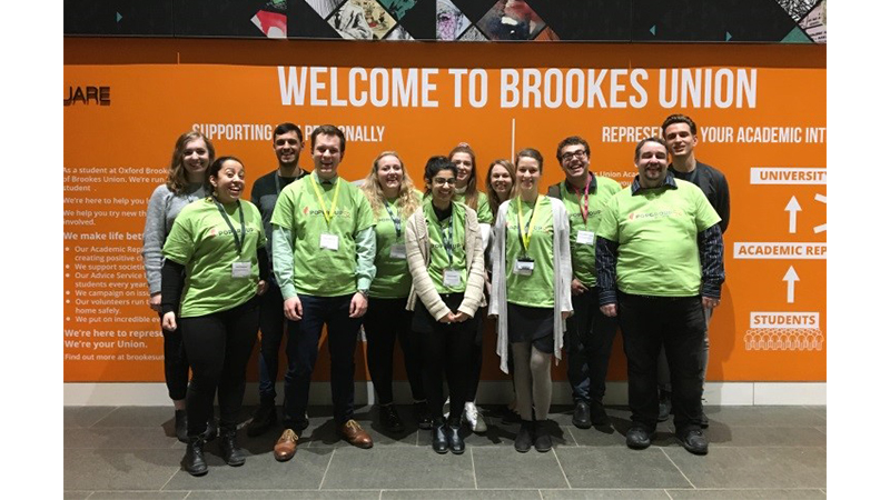 Oxford Brookes hosts 52nd Population Genetics Group