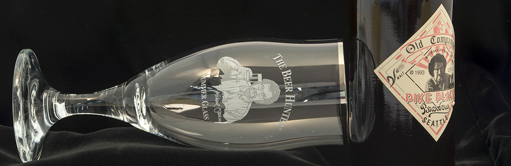 special collections image michael jackson bottle and glass
