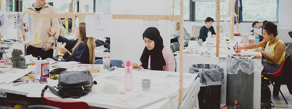 Foundation Diploma In Art And Design Foundation At Oxford Brookes University