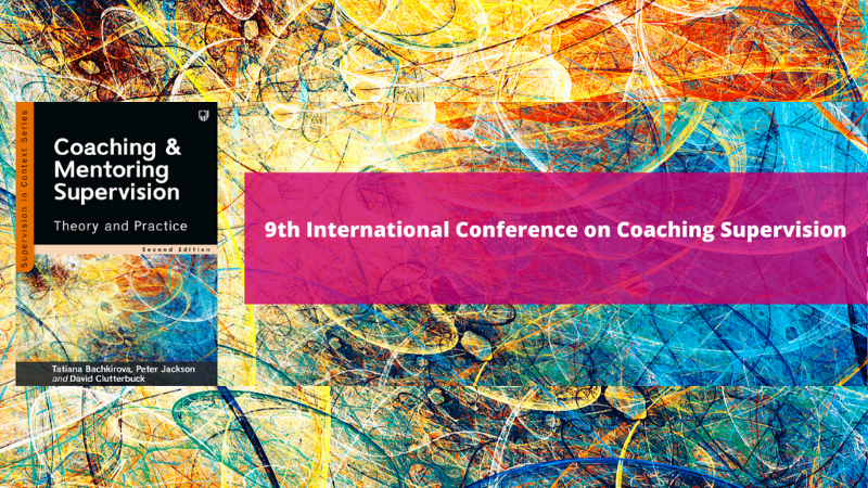 9th International Conference on Coaching Supervision