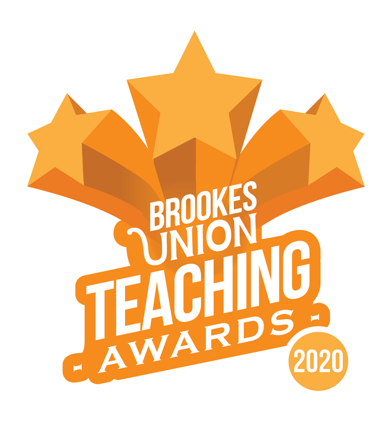 Oxford Brookes University Students' Union Teaching Awards