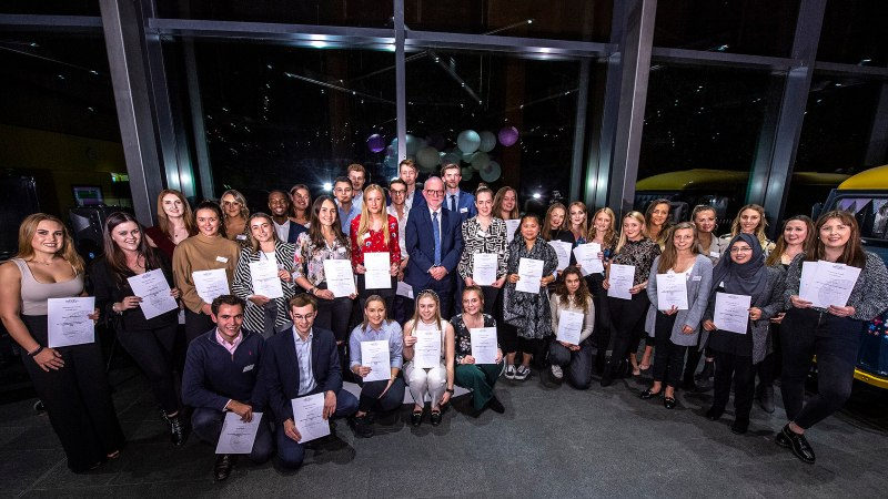 Oxford Brookes Business School and School of Hospitality Management Undergraduate Placement Awards