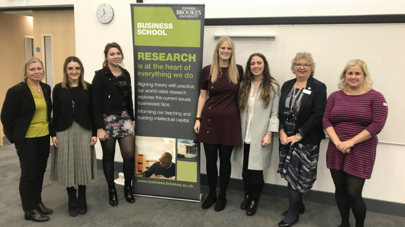 6th Annual Postgraduate Oxford Brookes and CIPD HR Research Conference